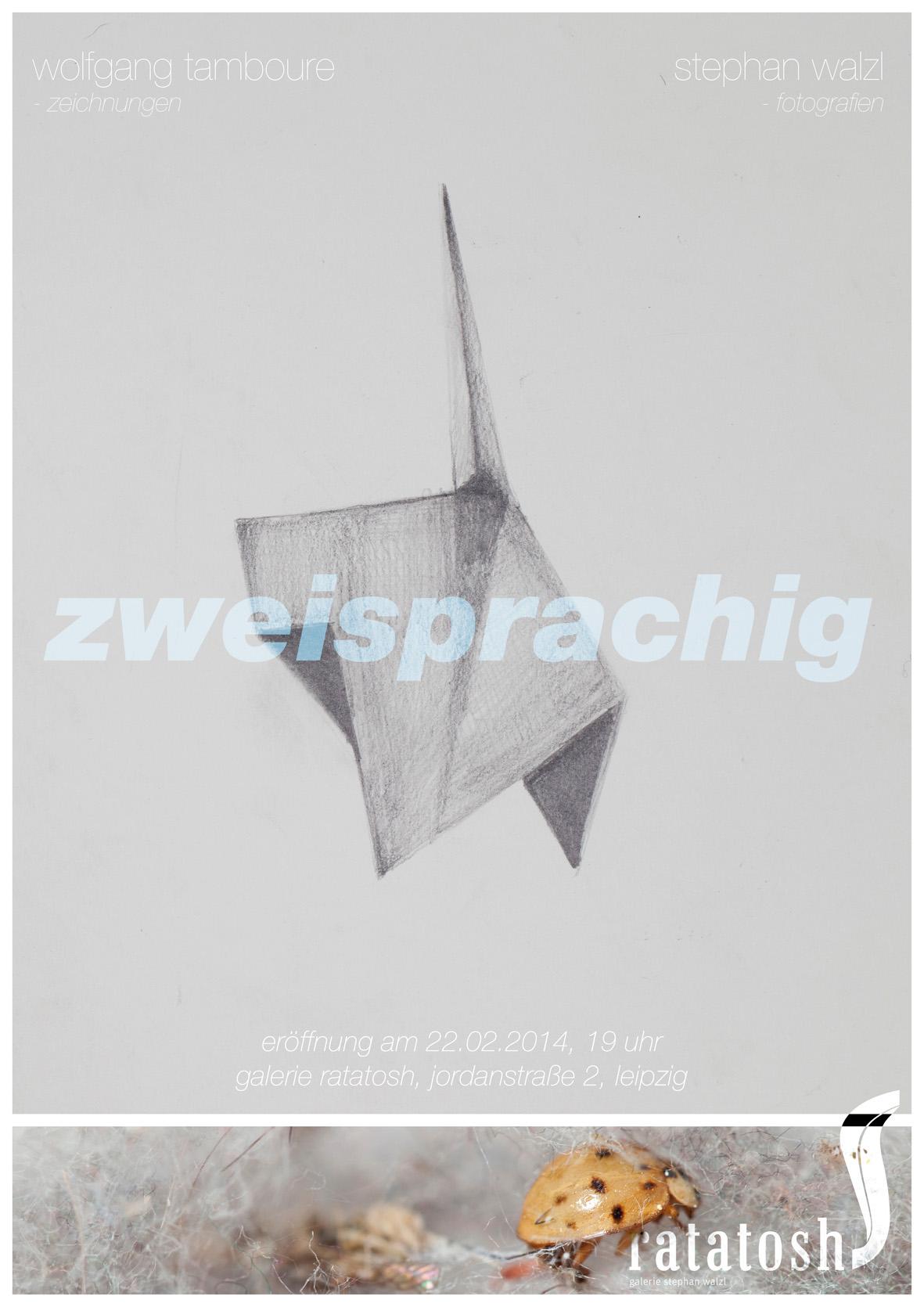 """Ausstellung """"zweisprachig"""""""